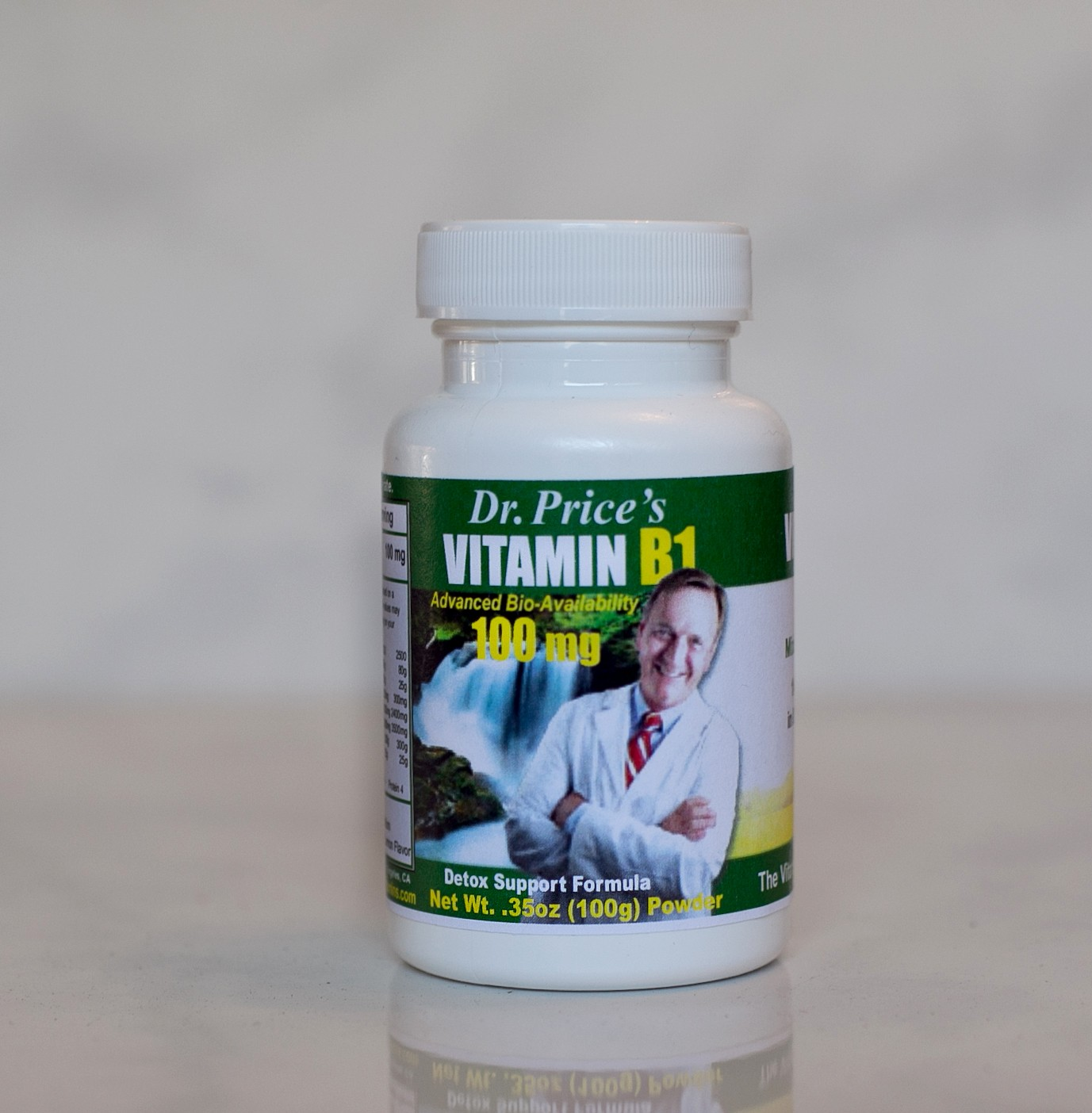 Vitamin B1 Vites - 100 mg - 100 servings