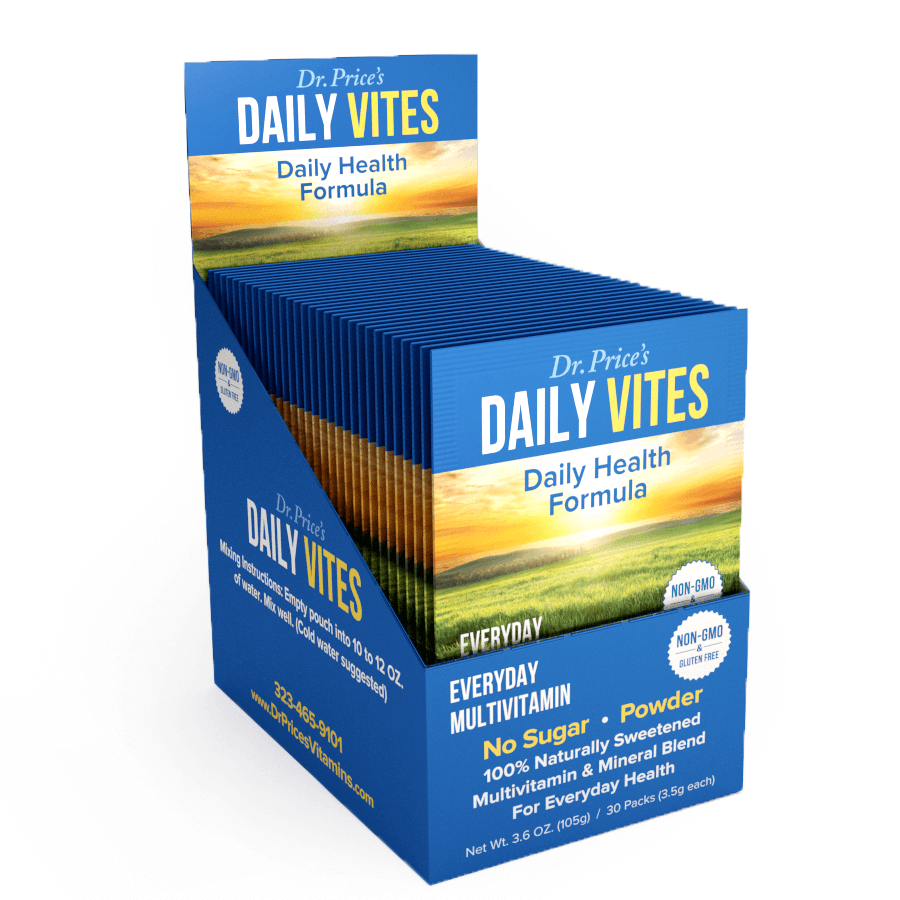 Daily Vites - 30 Individual Packets