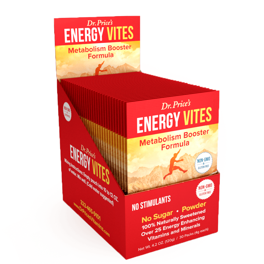 Energy Vites - 30 Individual Packets