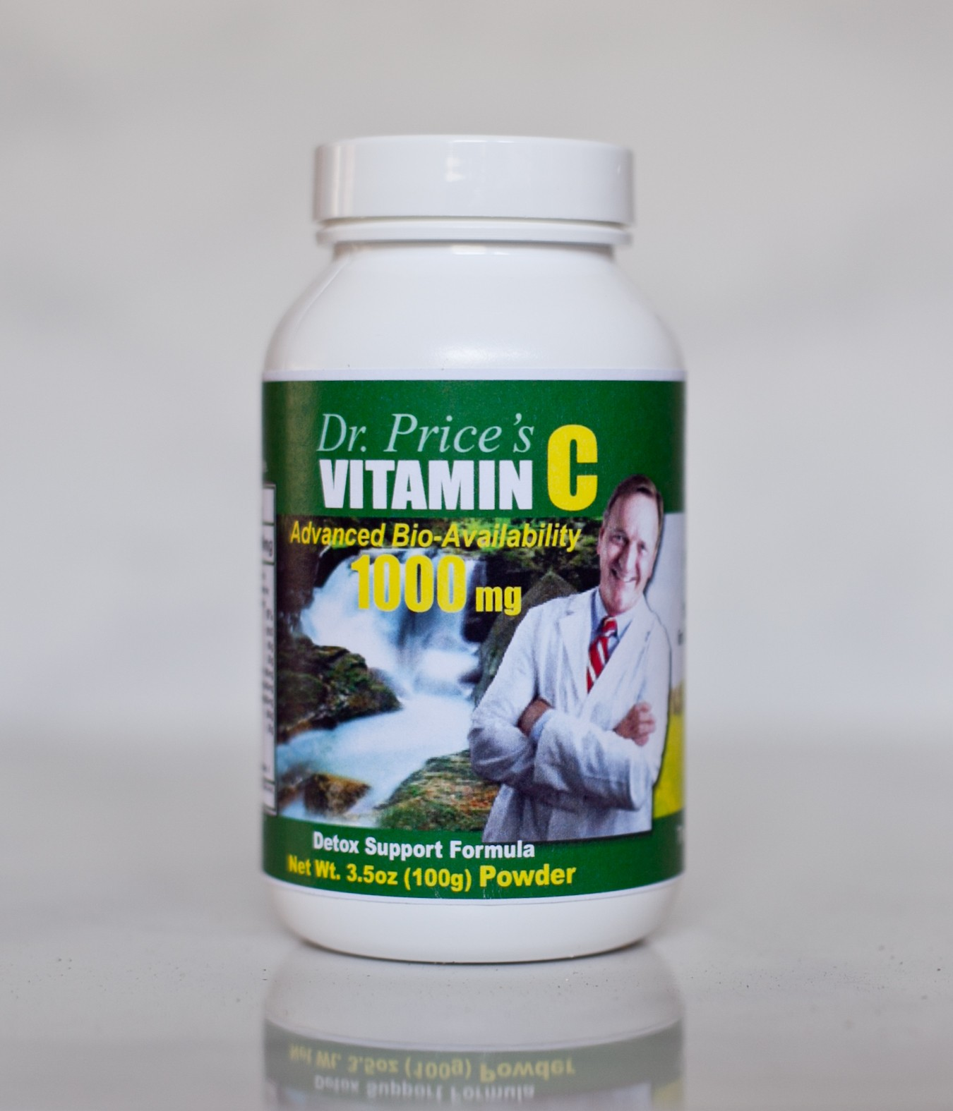 Vitamin C 1000 mg - 100 servings