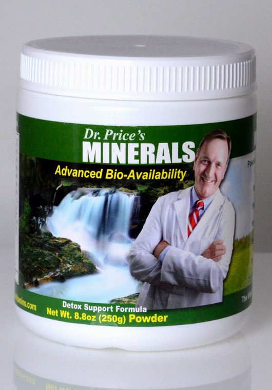 Mineral Vites - 100 servings