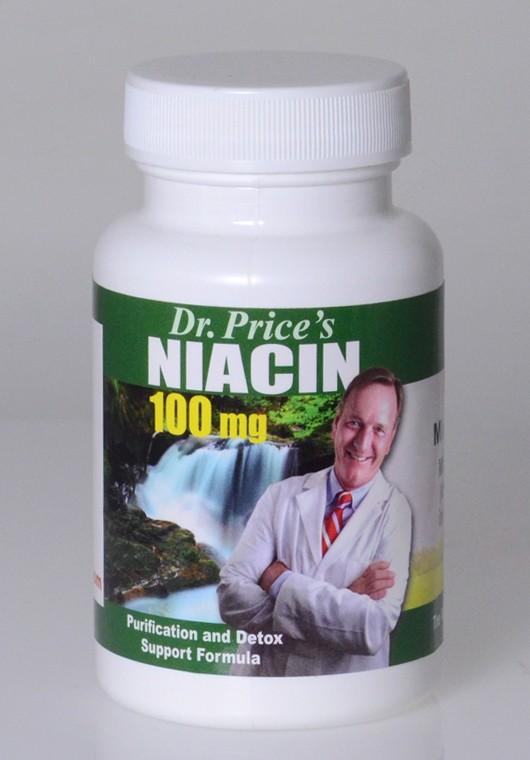 Niacin Vites - 100 mg - 100 servings