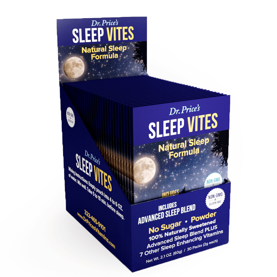 dr. price's vitamins dr. price's sleep vites | let's get healthy!