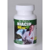 Niacin Vites - 100 mg - 100 servings