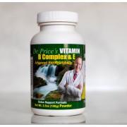 Vitamin B Complex 50 mg & E 400 IU