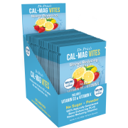 Cal-Mag Vites Strawberry-Lemon Flavor - 30 Individual Packets