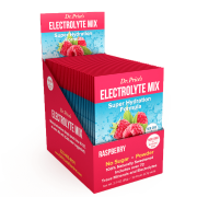 Electrolyte Mix Raspberry Flavor - 30 Individual Packets